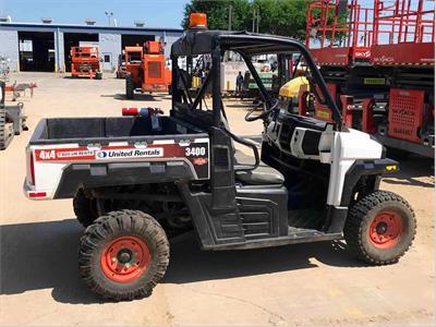 Bobcat 2015 3400 (diesel)