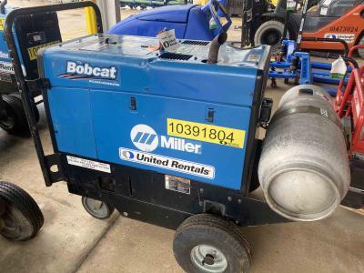 2015 Miller Bobcat 250NT