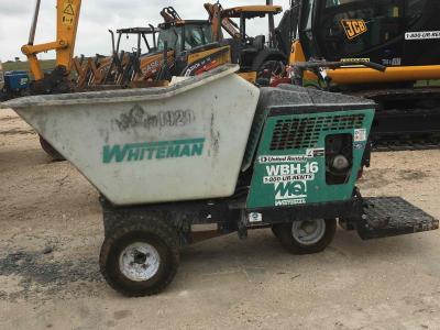 2016 Multiquip Whiteman WBH-16EF
