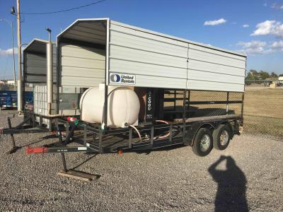 2013 Road Boss 16' Cooling Tower