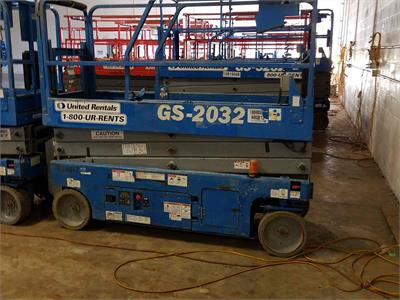 2013 Genie GS-2032