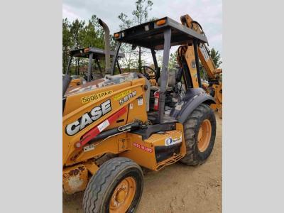 2013 Case 580N