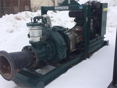 2012 Pioneer Pump PP14S17