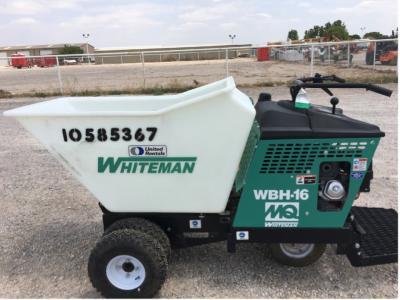 2017 Multiquip Whiteman WBH-16EF