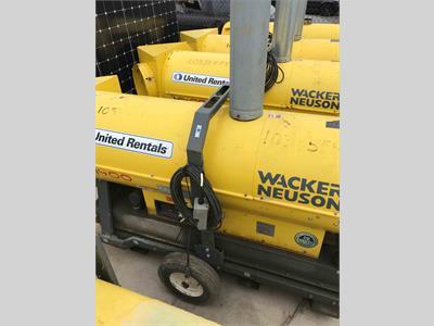2015 Wacker Neuson HI400HD D