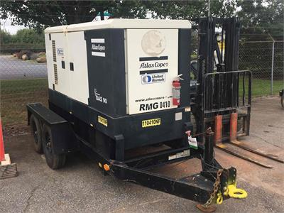 Atlas Copco QAS 2011 90 (IT4/T4F)