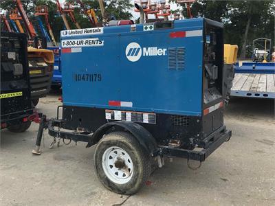 2016 Miller Big Blue 500 Pro