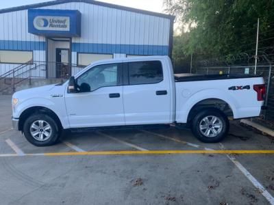 2016 Ford F-150 (cabine)