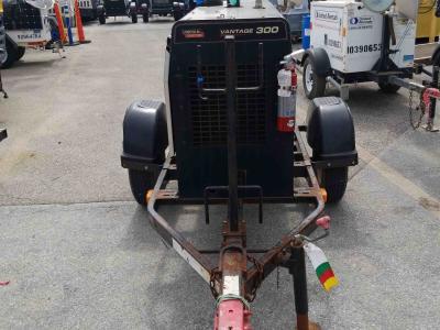 2015 Lincoln Electric Vantage 300