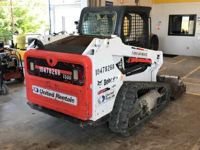 Bobcat T550 2016
