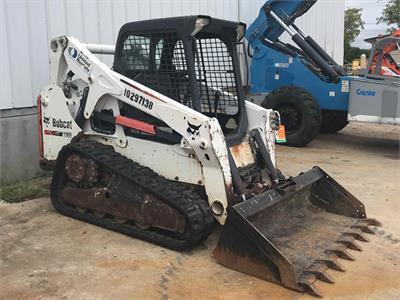 Bobcat T650 2014