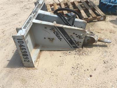 2016 Kent Demolition Tool (FRD Furukawa) FX55