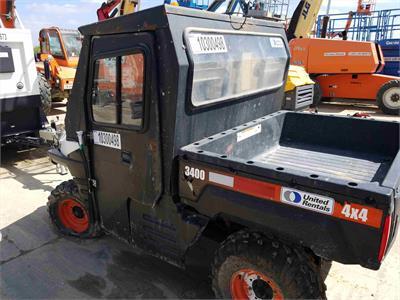 Bobcat 2014 3400 (diesel avec cabine)