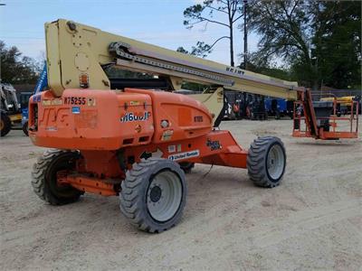 2012 JLG M600JP