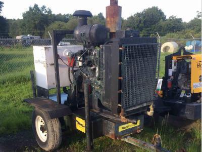 2012 D&D Machine & Hydraulics 400D