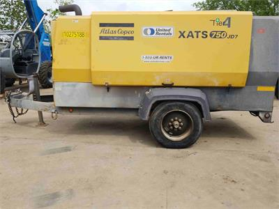 2014 Atlas Copco XATS 750 IT4