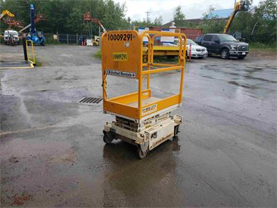 2011 HY-BRID LIFTS (Custom Equipment, LLC) HB-P830