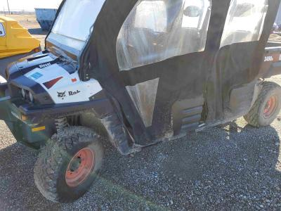 2014 Bobcat 3400XL (DSL W/Cab)