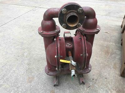 2010 Wilden Pumps PX1500