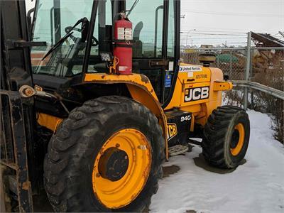 2010 Jcb 940 4-WD