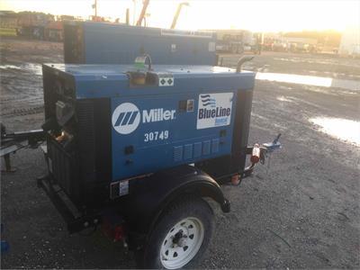 2016 Miller Big Blue 400 Pro