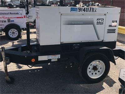 2012 Multiquip DLW400SA