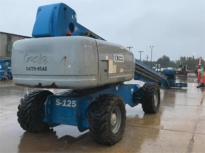 Genie  S-125 2011