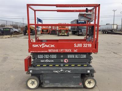 2015 Skyjack SJIII 3219