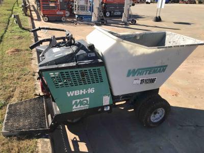 2016 Multiquip Whiteman WBH-16F
