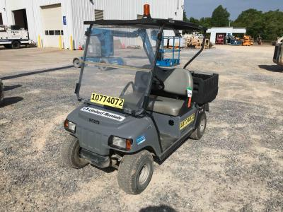 2018 Club Car Carryall 100