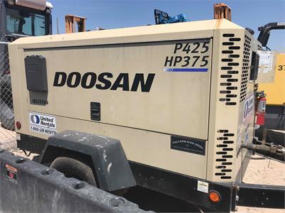2014 IR Doosan P425/HP375 T4i