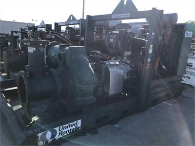 2012 Pioneer Pump PP18S22