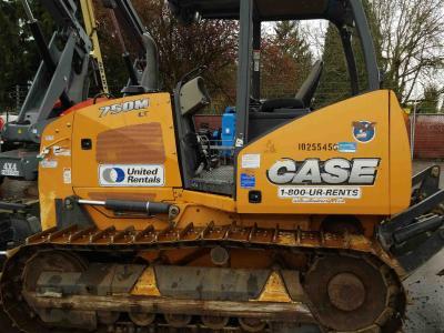 2014 Case 750M LT