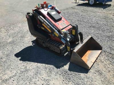 2014 Ditch Witch SK350
