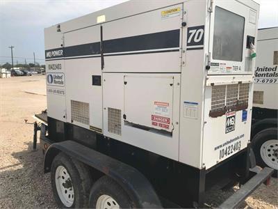 2015 Multiquip DCA-70SS U4I