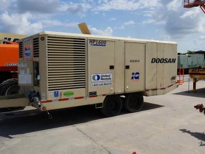 2012 IR Doosan HP1600 T4i
