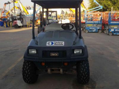 2016 Club Car Carryall 1700