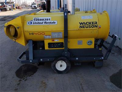 Wacker Neuson  HI400HD D 2017