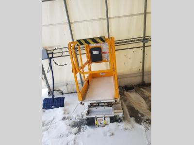 2012 HY-BRID LIFTS (Custom Equipment, LLC) HB-P830