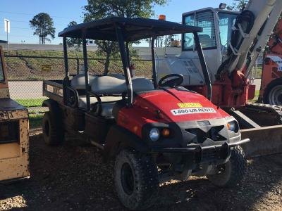 Club Car  XRT1550DSE 2014