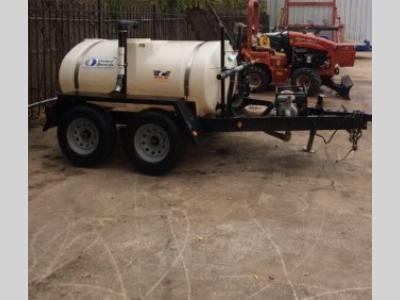 2014 Wylie EXP-500L-S (Water Trailer 500 Gal)