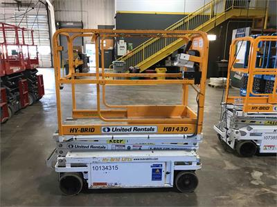 2013 HY-BRID LIFTS (Custom Equipment, LLC) HB-1430