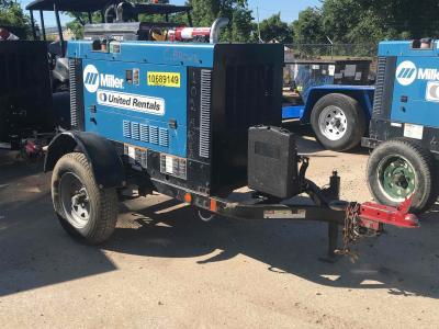 2017 Miller Big Blue 400 Pro