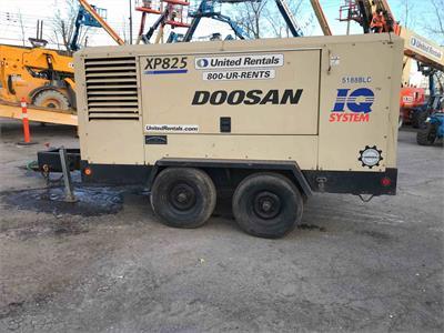 IR Doosan 2015 XP825 (T2/3)