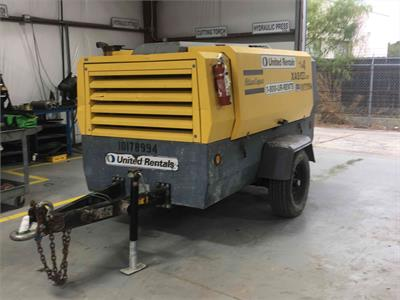 Atlas Copco XAS 400 IT4 2013