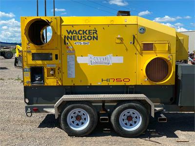 2014 Wacker Neuson HI750