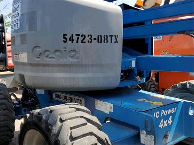 2012 Genie Z-45/25J RT