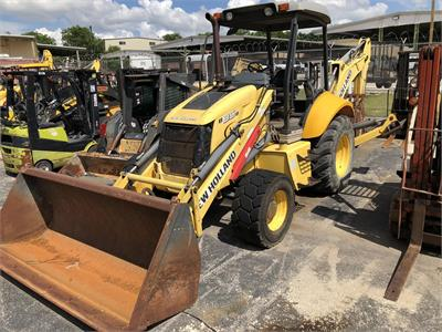2008 New Holland B95B