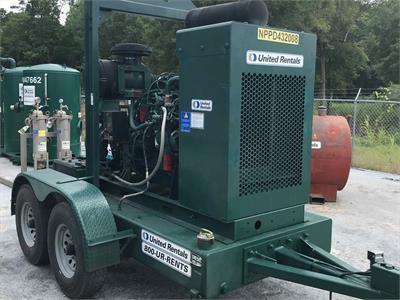 2012 Pioneer Pump VP43C21