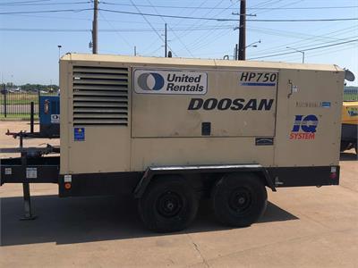 IR Doosan HP750 T4i 2013